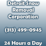 Detroit Snow Removal Corporation